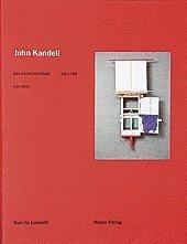 John Kandell : balanskonstnär solitär rävröd