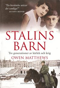 Stalins barn (pocket)