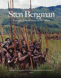 Sten Bergman - Kamtjatka, Kurilerna, Korea och Nya Guinea (inbunden)
