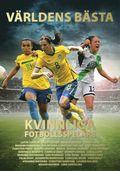 V�rldens b�sta kvinnliga fotbollsspelare