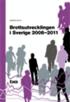 Brottsutvecklingen i Sverige 2008-2011