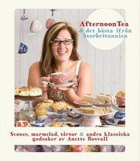Afternoon tea & det b�sta fr�n Storbritannien (inbunden)
