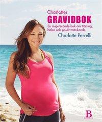 Charlottes gravidbok (inbunden)