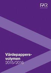 Värdepappersvolymen 2015/2016