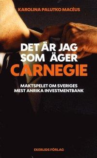Det är jag som äger Carnegie : maktspelet om Svergies största investmentbank (pocket)