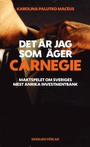 Det är jag som äger Carnegie : maktspelet om Svergies största investmentbank