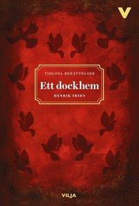 Ett dockhem / L�ttl�st (bok + ljudbok) (h�ftad)