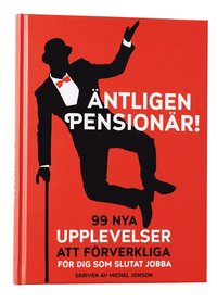 �ntligen pension�r!