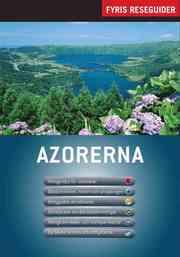 Azorerna med karta