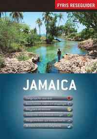 Jamaica med karta (häftad)