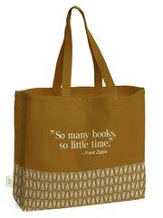 Bookalicious Book-bag Saffron