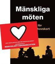 Kort med bilder och ord för känslor och behov inspirerade av Nonviolent Communication