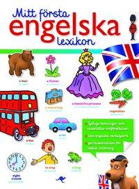 Mitt f�rsta engelska lexikon (h�ftad)