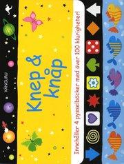 Knep & Knåp : 4 pysselböcker med över 100 klurigheter!