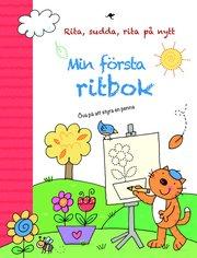 Min första ritbok : Rita sudda rita på nytt