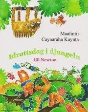 Idrottsdag i djungeln (somaliska och svenska)