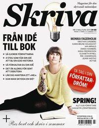 Skriva 3(2013) Fr�n id� till bok (h�ftad)