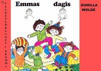Emmas dagis - Barnbok med tecken för hörande barn (e-bok)