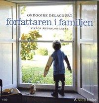 F�rfattaren i familjen (ljudbok)