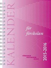 Kalender för förskolan 2015/2016