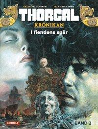 Thorgal 2 : I fiendens sp�r (h�ftad)