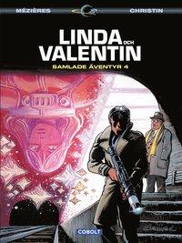 Linda och Valentin: samlade �ventyr 4 (inbunden)