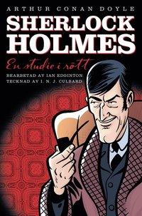Sherlock Holmes. En studie i r�tt (h�ftad)