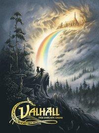 Valhall : den samlade sagan 1 (inbunden)
