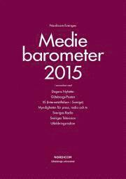 Nordicom-Sveriges Mediebarometer 2015