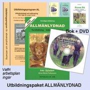 Allmänlydnad utbildningspaket (bok DVD arbetsplan)