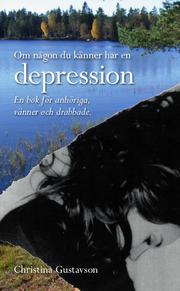 Om någon du känner har en depression