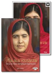 Paket: Malala Yousafzai + Malala Yousafzai – Ett liv