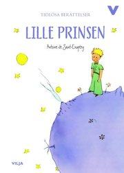 Lille prinsen – lättläst (Bok + Ljudbok)
