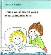 Emmas lillebror �r sjuk (Somaliska) (kartonnage)