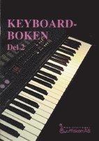 Keyboardboken del 2 (h�ftad)