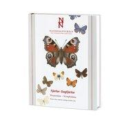 Nationalnyckeln: Fjärilar: Dagfjärilar (Klotband) : Hesperiidae-Nymphalidae