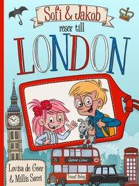 Sofi & Jakob reser till London / Lovisa de Geer & Millis Sarri