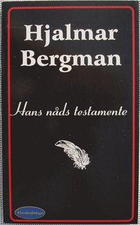 Hans N�ds Testamente (pocket)