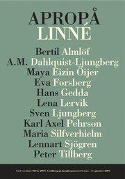 Aprop� Linn� (h�ftad)