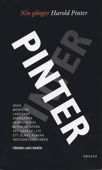 Nio g�nger Pinter (inbunden)