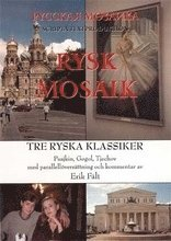 Tre ryska klassiker : Pusjkin, Gogol, Tjechov med parallell�vers�ttning och kommentar (inbunden)