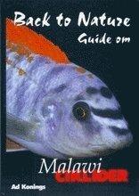 Back to Nature guide om malawiciklider (inbunden)