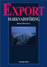 Exportmarknadsf�ring (h�ftad)