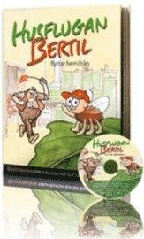 Husflugan Bertil flyttar hemifrån