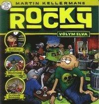 Rocky volym 11 (h�ftad)