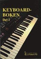 Keyboardboken [Musiktryck]. D. 1 (h�ftad)