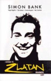 I huvudet p� Zlatan Ibrahimovic (h�ftad)