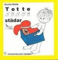 Totte st�dar : barnbok med tecken f�r h�rande barn (kartonnage)