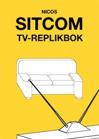 Nicos Sitcom TV-Replikbok (pocket)