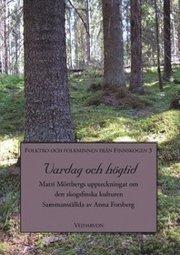 Vardag och högtid : Matti Mörtbergs uppteckningar om den skogsfinska kulturen